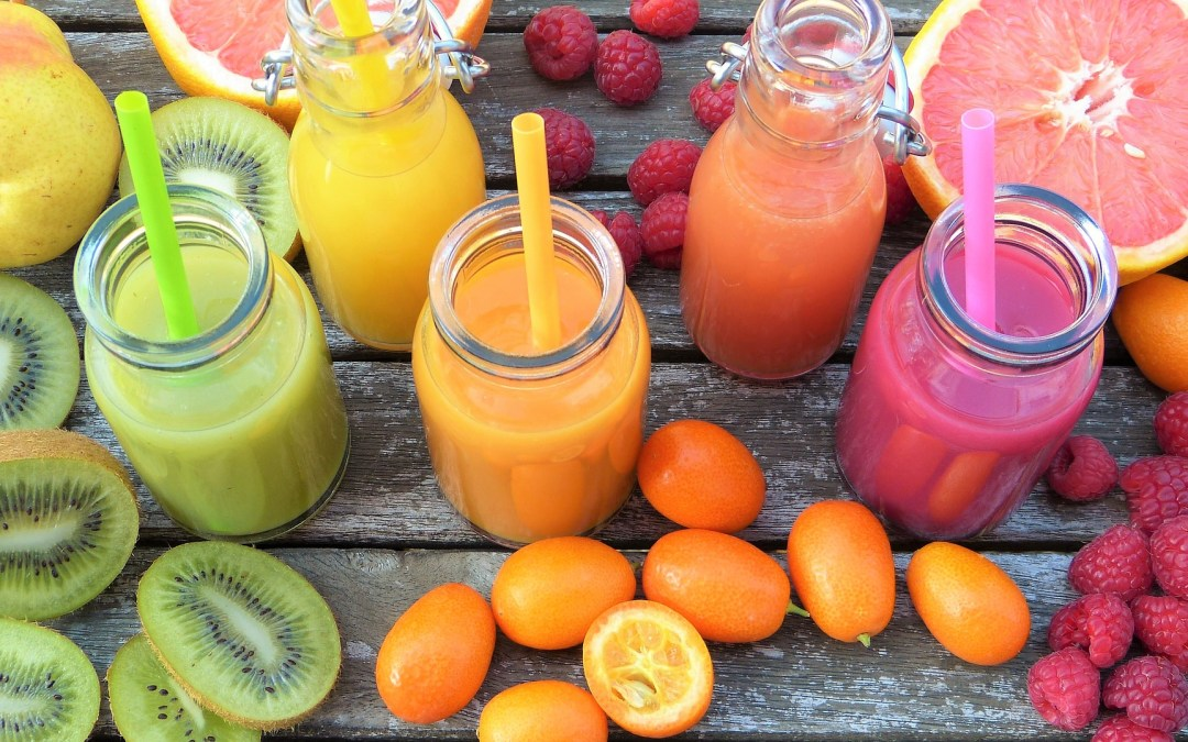 Making A Healthy, Delicious Smoothie Is So Easy, a Baby Can Do It