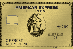 American Express® Business Gold Rewards Card®-Product Image