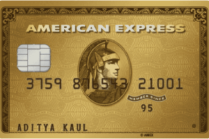 American Express® Gold Rewards Card-Product Image