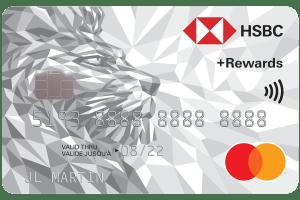 HSBC +Rewards™ Mastercard®-Product Image