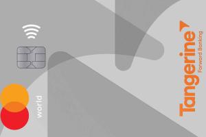 Tangerine World Mastercard®-Product Image