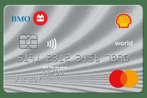 Shell CashBack World Mastercard® from BMO-Product Image