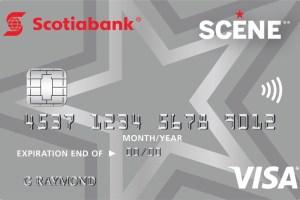 SCENE® VISA* Card-Product Image