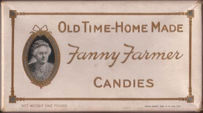 Picture of Fanny Farmer Candy Box