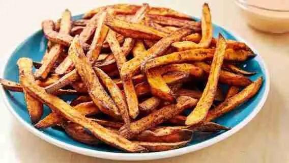Keto Sweet Potato Chips