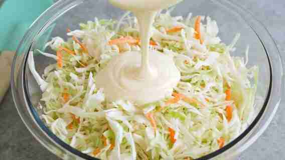 What Is Coleslaw Dressing
