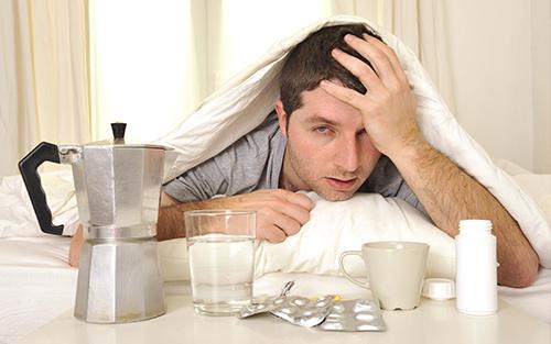 holistic hangover treatment