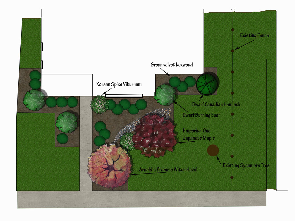 Plant Plan Dogwood View