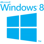 Windows 8 computer logo