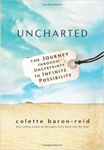 Uncharted: The Journey Through Uncertainty to Infinite Possibility, your hidden light resource