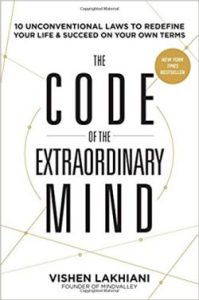 The Code of the Extraordinary Mind, your hidden light resource