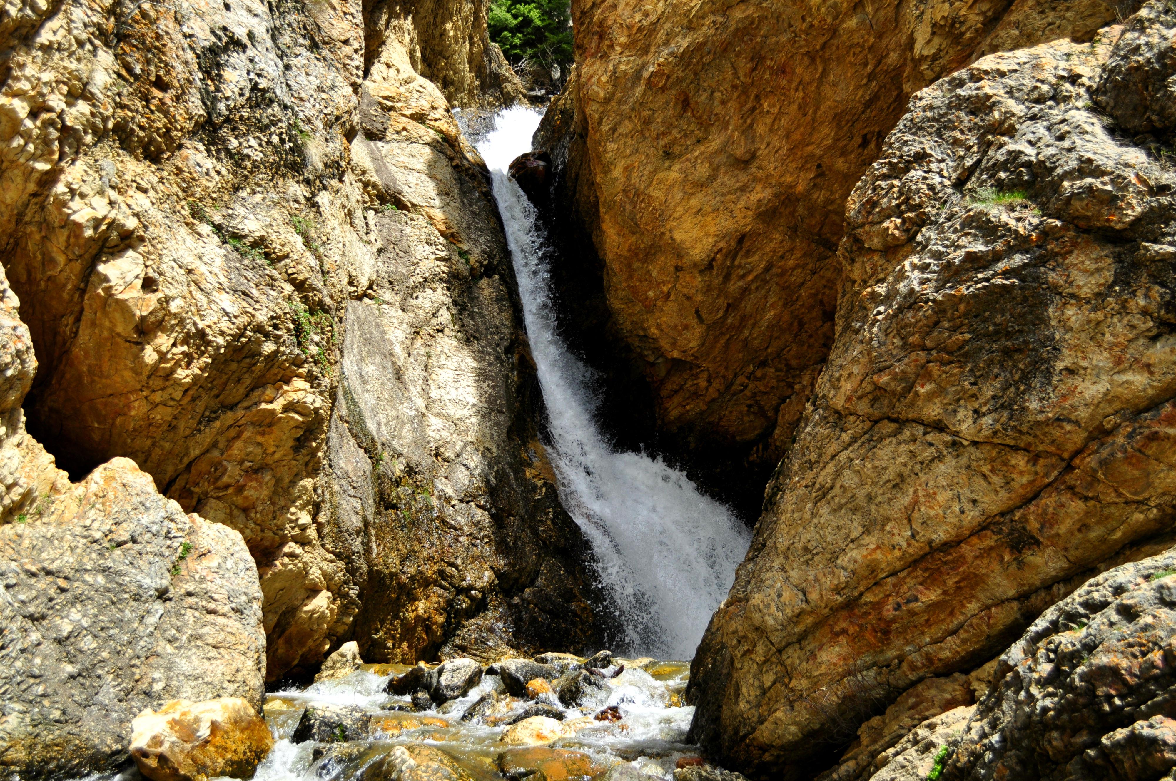 Hidden Falls - Big Cottonwood Canyon - Your Hike Guide