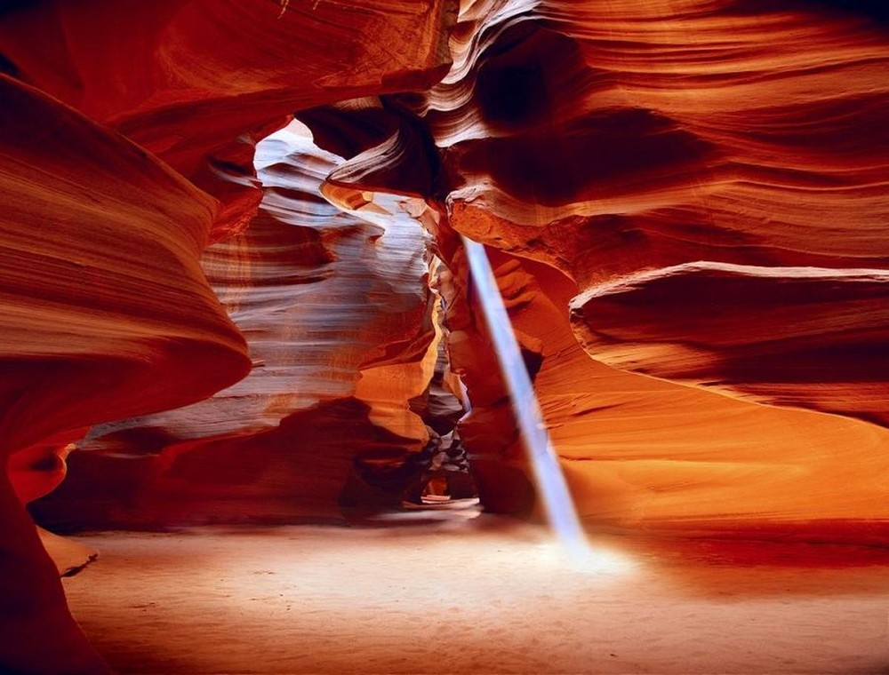 Antelope Canyon Your Hike Guide Antelope canyon is located just east of page, az. antelope canyon your hike guide