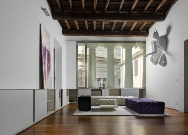 Designed by Labics - Column House 1