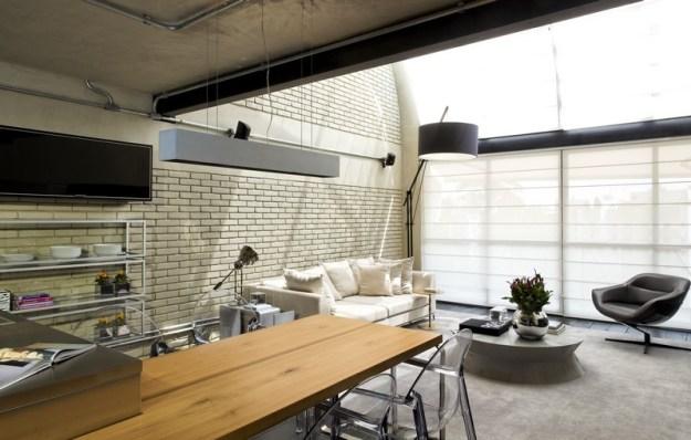 Industrial Loft designet by Diego Revollo 1