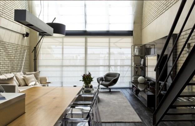 Industrial Loft designet by Diego Revollo 2