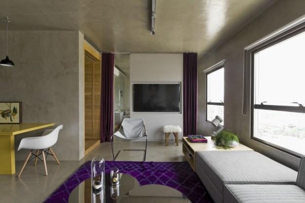 Loft Vila Leopoldina designet by Diego Revollo 24