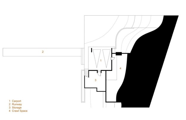 Morris House designet by Martin Fenlon Architecture 10