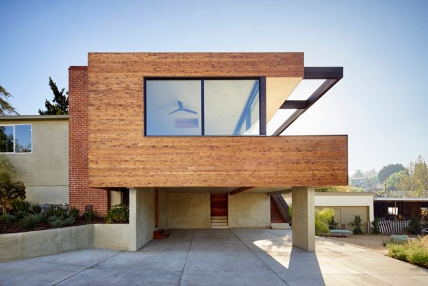 Morris House designet by Martin Fenlon Architecture 2