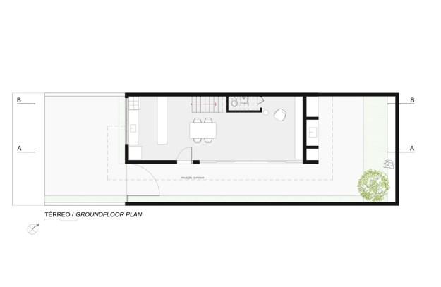 Sorocaba House designed by ESTUDIO BRA 21