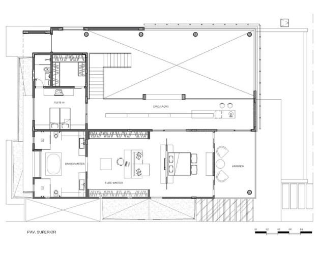 Capital House designed by Ney Lima Architect 16