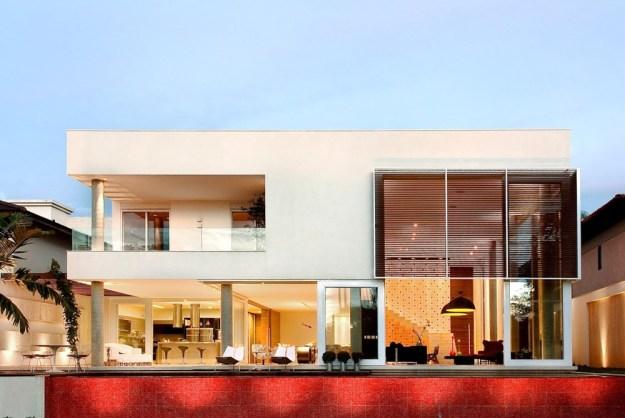 Capital House designed by Ney Lima Architect 3