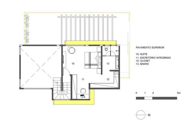 Cobogo House designed by Ney Lima Architect 15