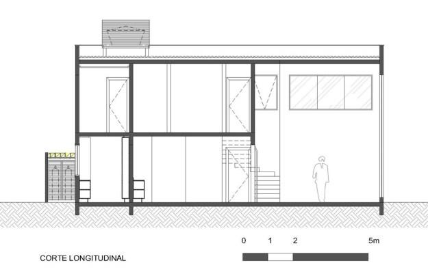 Cobogo House designed by Ney Lima Architect 16