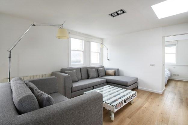 Fulham flat refurbishment by Dom Arquitectura 5