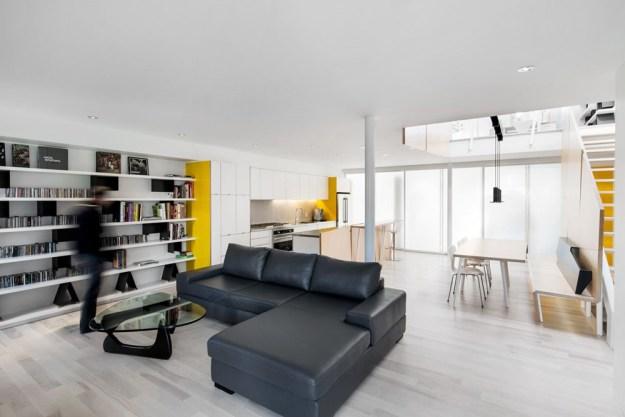 Lajeunesse Residence designed by Naturehumaine 7