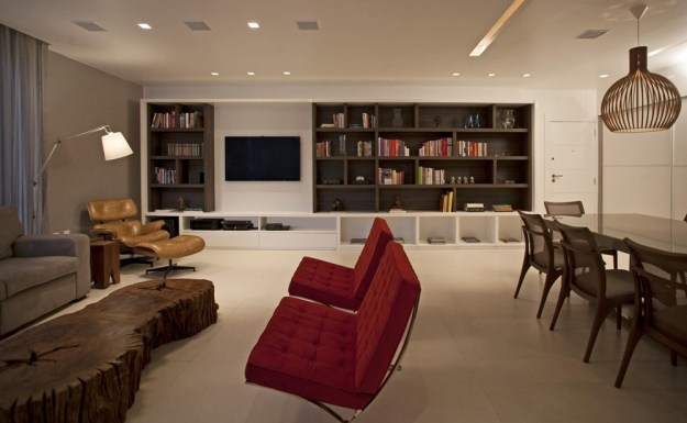 The LRF Apartment designed by Paula Martins Arquitetura 1