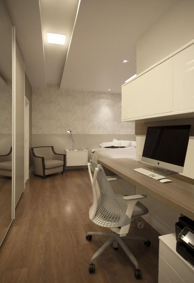The LRF Apartment designed by Paula Martins Arquitetura 25