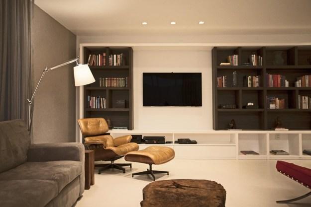 The LRF Apartment designed by Paula Martins Arquitetura 3