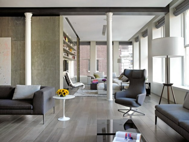 Bond Street Loft designed by Axis Mundi Design 2