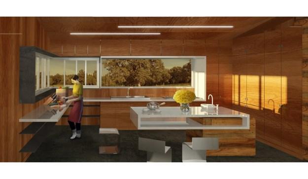 Horizon House designed by MF Architecture 7