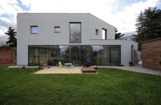 House Teplice designed by 3+1architekti 2