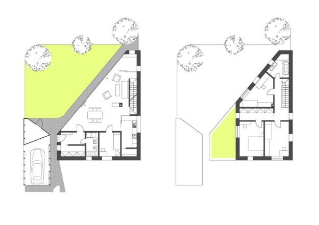 House Teplice designed by 3+1architekti 23