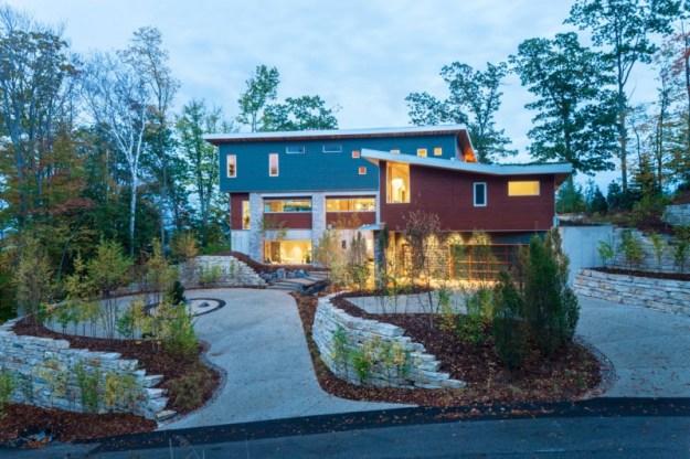 M-22 House designed by Michael Fitzhugh Architect 18