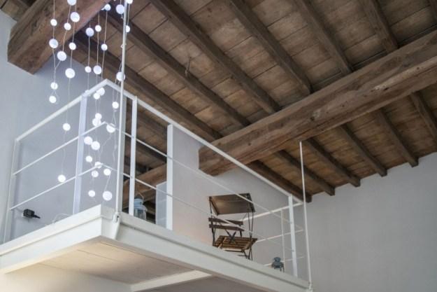 Via delle Orfane designed by CON3STUDIO 3