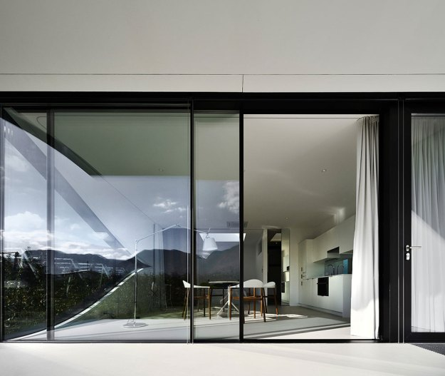 Mirror Houses designed by Peter Pichler Architecture 3