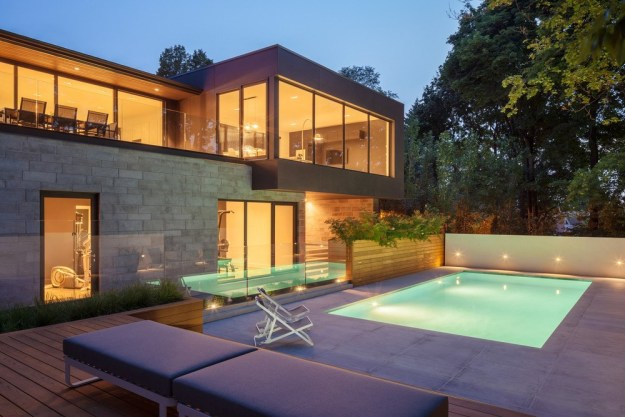 Prince Philip Residence designed by Thellend Fortin Architectes 3