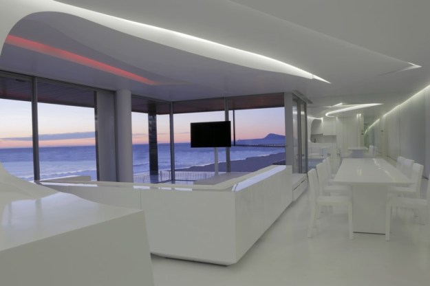 Costa Blanca apartment designed by A-cero Architects 1