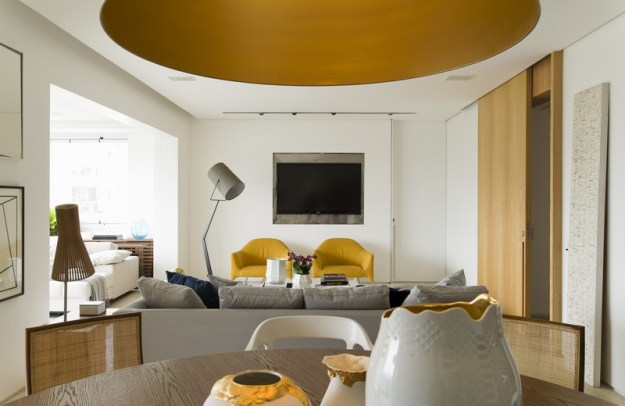 Panamby Apartment designed by Diego Revollo 12