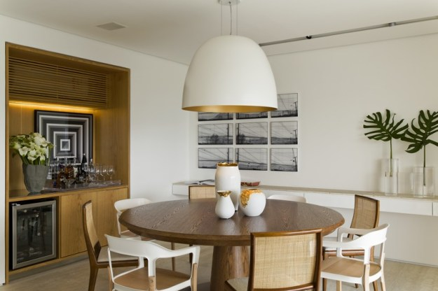 Panamby Apartment designed by Diego Revollo 9