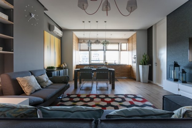 Apartment in Ukraine designed by SVOYA Studio 2