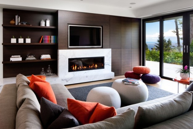 Burkehill Residence designed by Craig Chevalier and Raven Inside Interior Design. 18