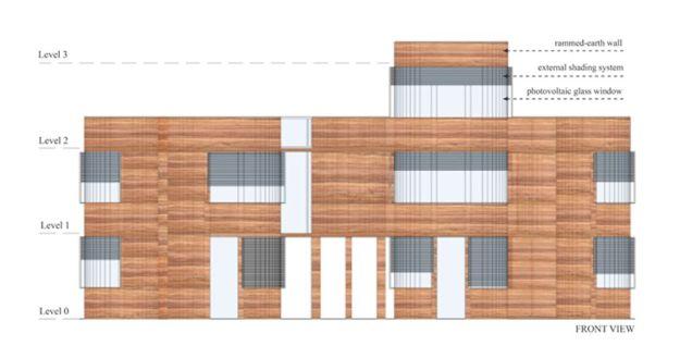 Modular Eco-House System 1