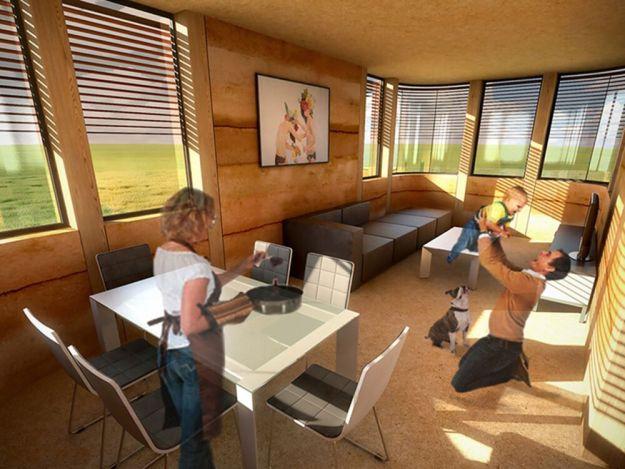 Modular Eco-House System 6