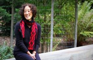 Photo of Karen Tei Yamashita by Carolyn Lagattuta. Courtesy Coffee House Press