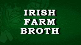 Irish Farm Broth Recipe